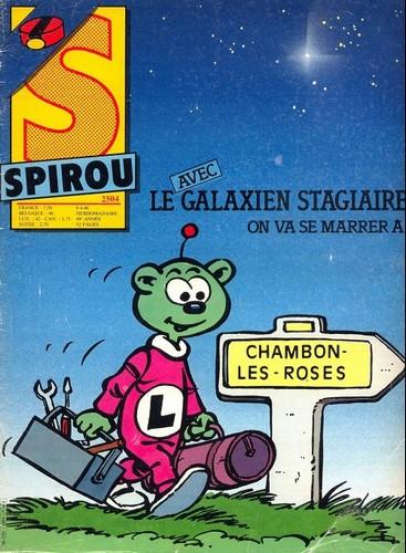 Le journal de Spirou 2504 - 2504
