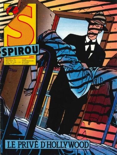 Le journal de Spirou 2505 - 2505