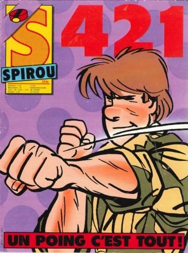 Le journal de Spirou 2516 - 2516