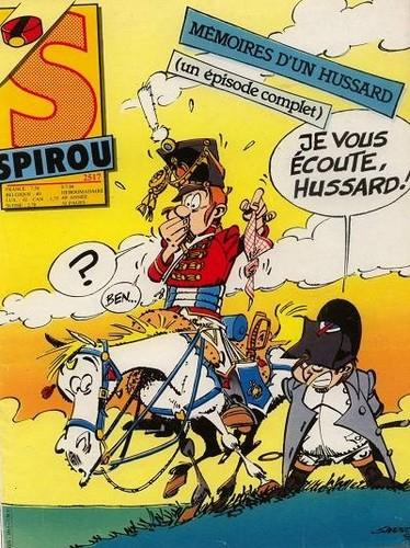 Le journal de Spirou 2517 - 2517