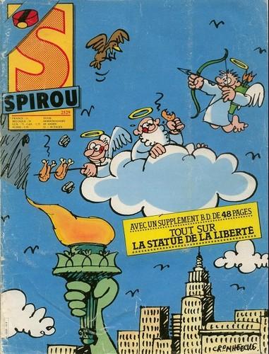 Le journal de Spirou 2529 - 2529