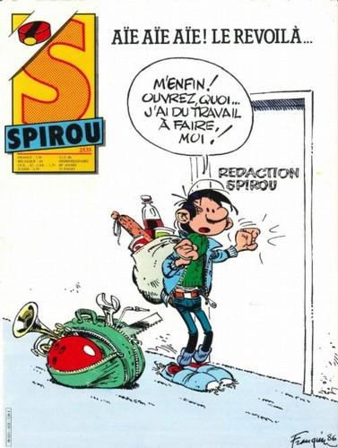 Le journal de Spirou 2535 - 2535