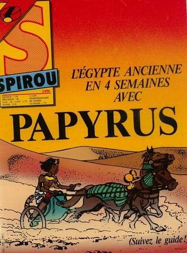 Le journal de Spirou 2496 - 2496
