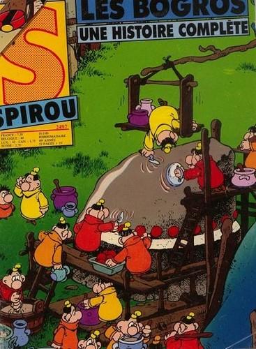 Le journal de Spirou 2497 - 2497