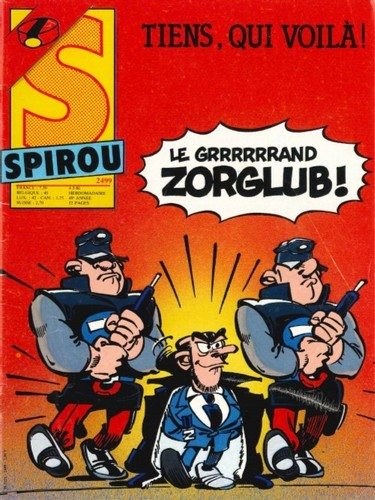 Le journal de Spirou 2499 - 2499