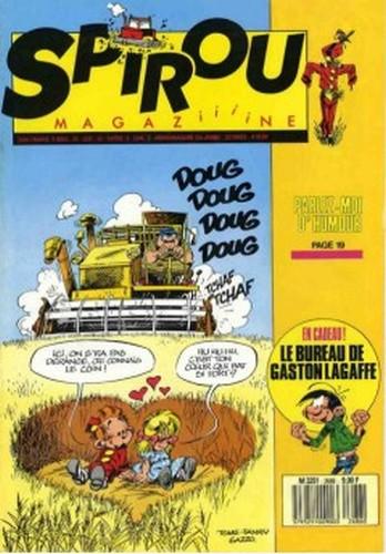 Le journal de Spirou 2686 - 2686