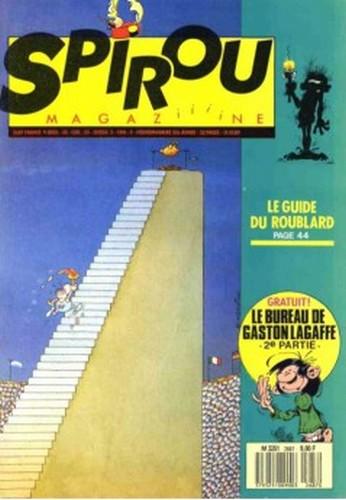 Le journal de Spirou 2687 - 2687