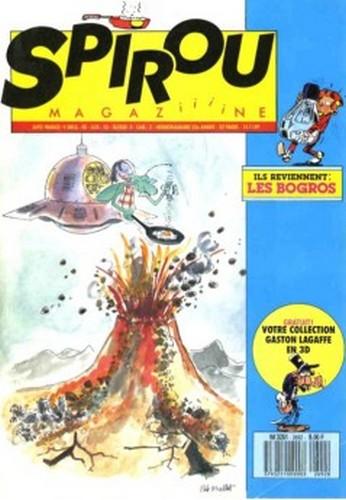 Le journal de Spirou 2692 - 2692