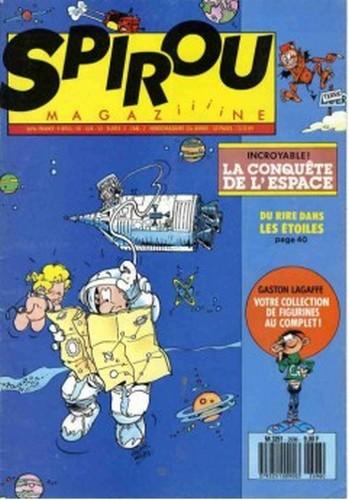 Le journal de Spirou 2696 - 2696