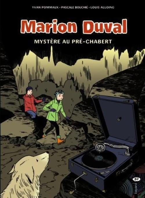 Marion Duval 21 - Mystère au Pré-Chabert