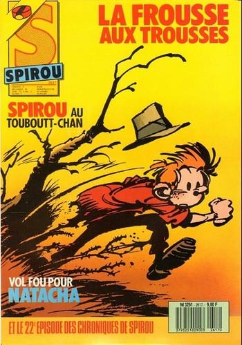 Le journal de Spirou 2617 - 2617