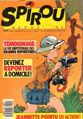 Le journal de Spirou 2640 - 2640