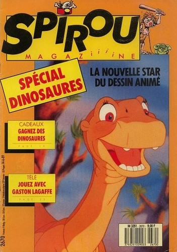 Le journal de Spirou 2670 - 2670