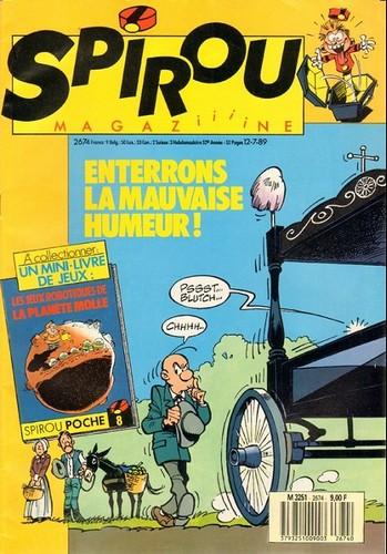 Le journal de Spirou 2674 - 2674