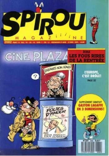 Le journal de Spirou 2682 - 2682