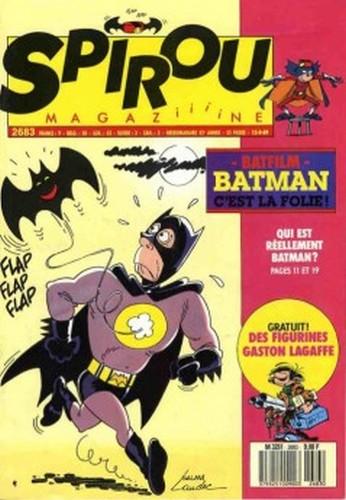 Le journal de Spirou 2683 - 2683