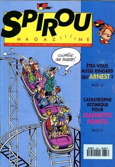 Le journal de Spirou 2877 - 2877