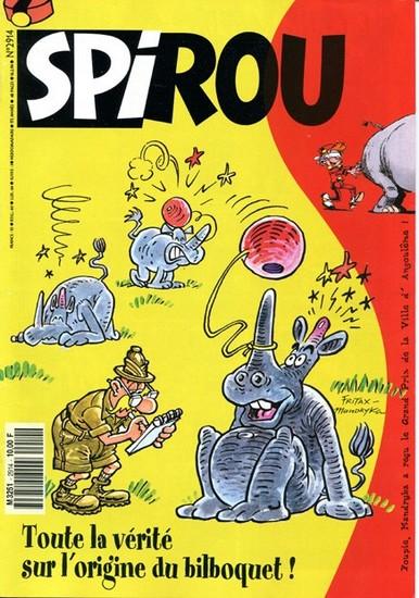 Le journal de Spirou 2914 - 2914