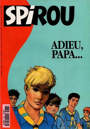 Le journal de Spirou 2933 - 2933