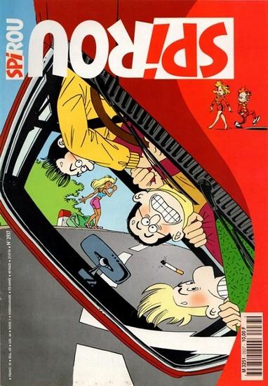 Le journal de Spirou 2937 - 2937