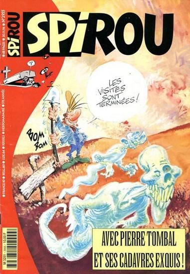 Le journal de Spirou 2955 - 2955