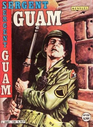 Sergent Guam 139 - La patrouille des boiteux