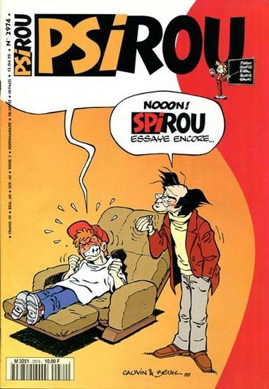 Le journal de Spirou 2974 - 2974