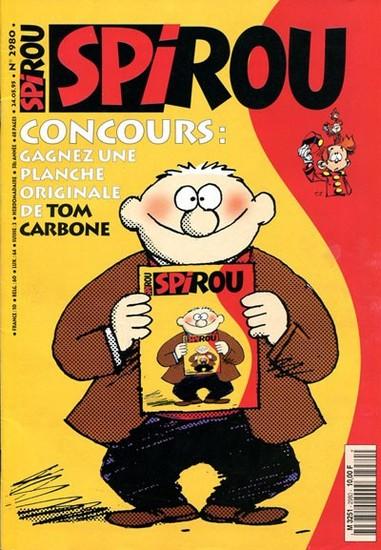 Le journal de Spirou 2980 - 2980