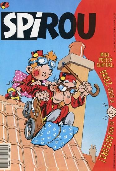 Le journal de Spirou 2915 - 2915