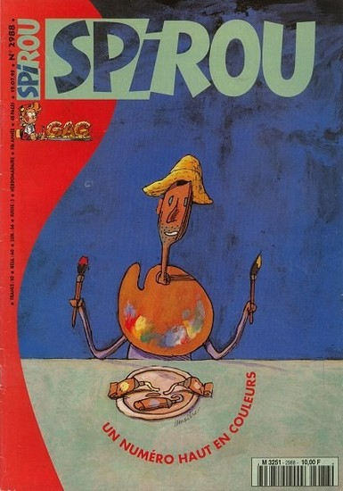 Le journal de Spirou 2988 - 2988