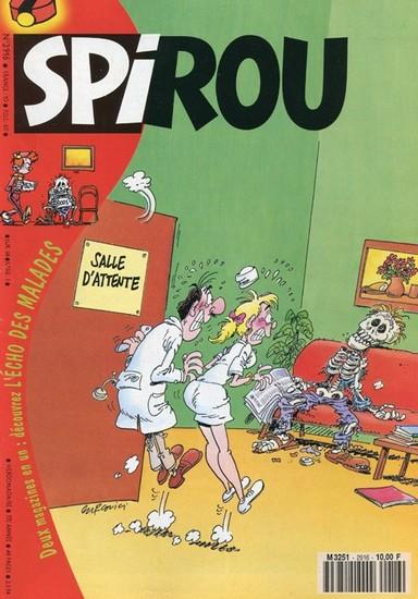 Le journal de Spirou 2916 - 2916