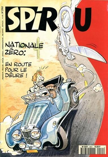 Le journal de Spirou 2961 - 2961