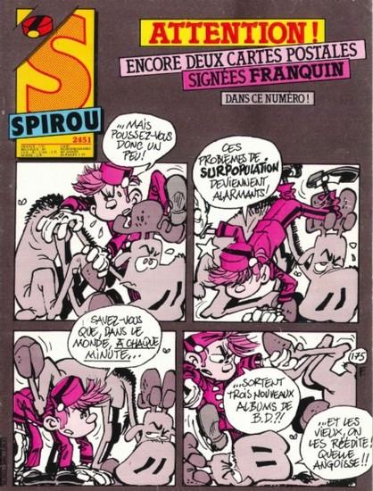 Le journal de Spirou 2451 - 2451