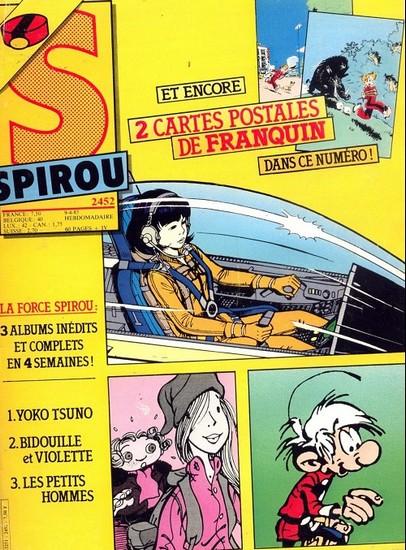 Le journal de Spirou 2452 - 2452