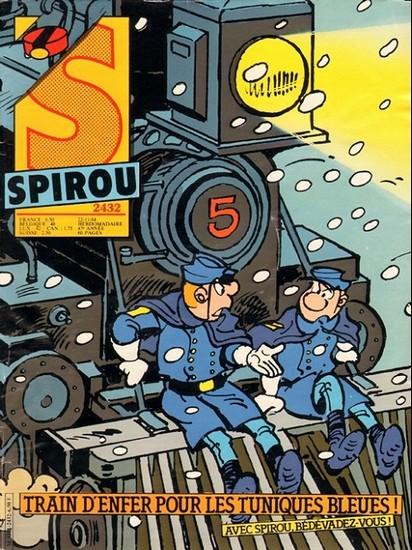Le journal de Spirou 2432 - 2432