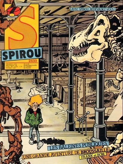 Le journal de Spirou 2433 - 2433