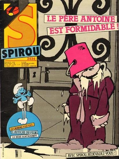 Le journal de Spirou 2434 - 2434