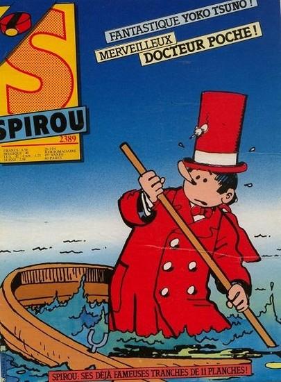 Le journal de Spirou 2389 - 2389