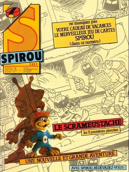 Le journal de Spirou 2413 - 2413