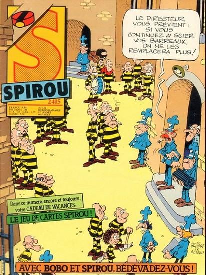 Le journal de Spirou 2415 - 2415
