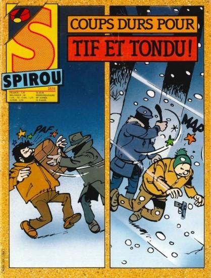 Le journal de Spirou 2531 - 2531
