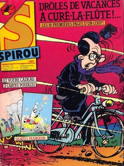 Le journal de Spirou 2465 - 2465
