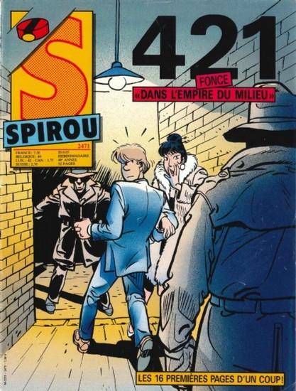 Le journal de Spirou 2471 - 2471