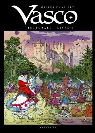 Vasco 8 - Livre 8