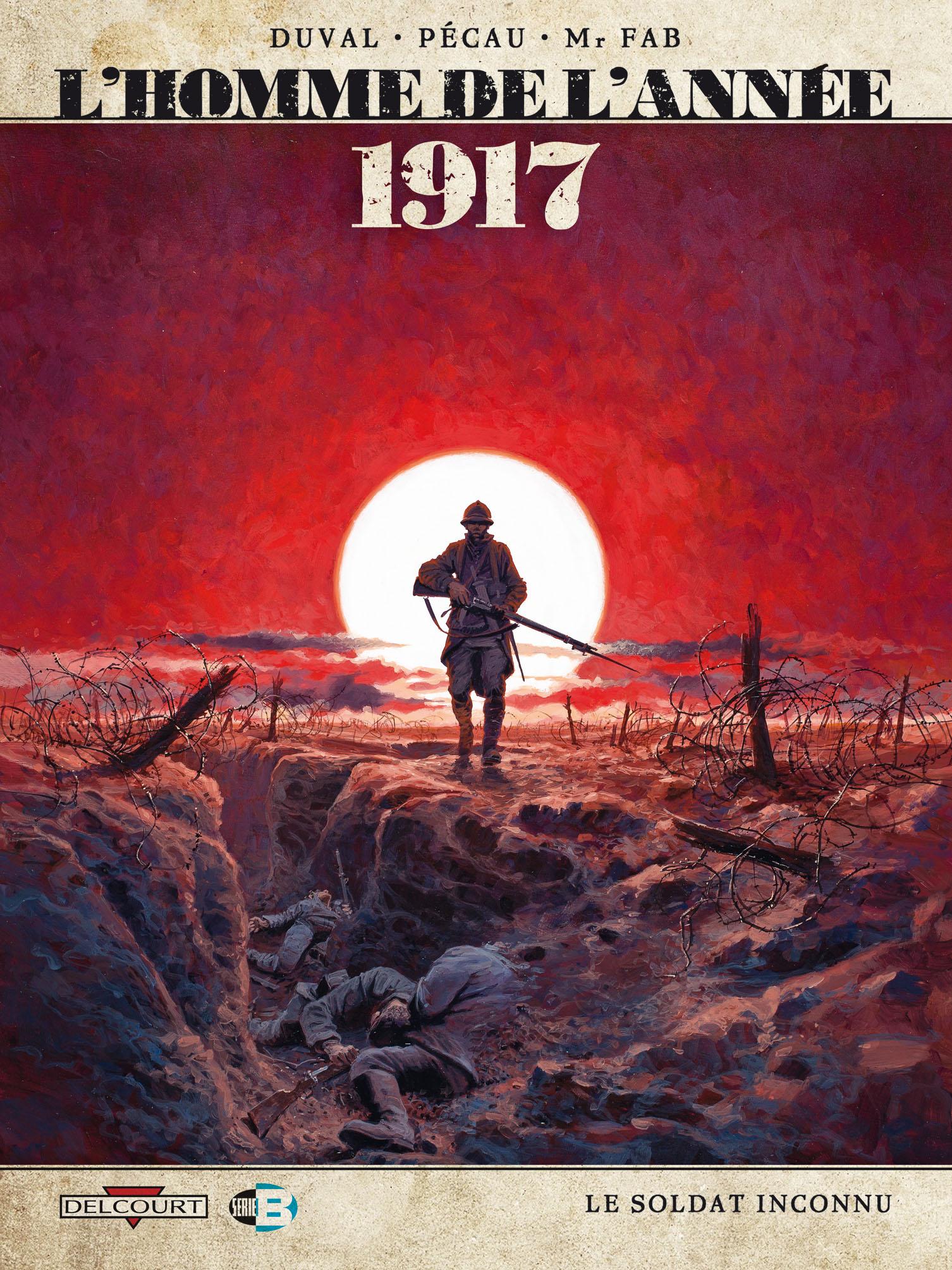L'Homme de l'année 1 - 1917