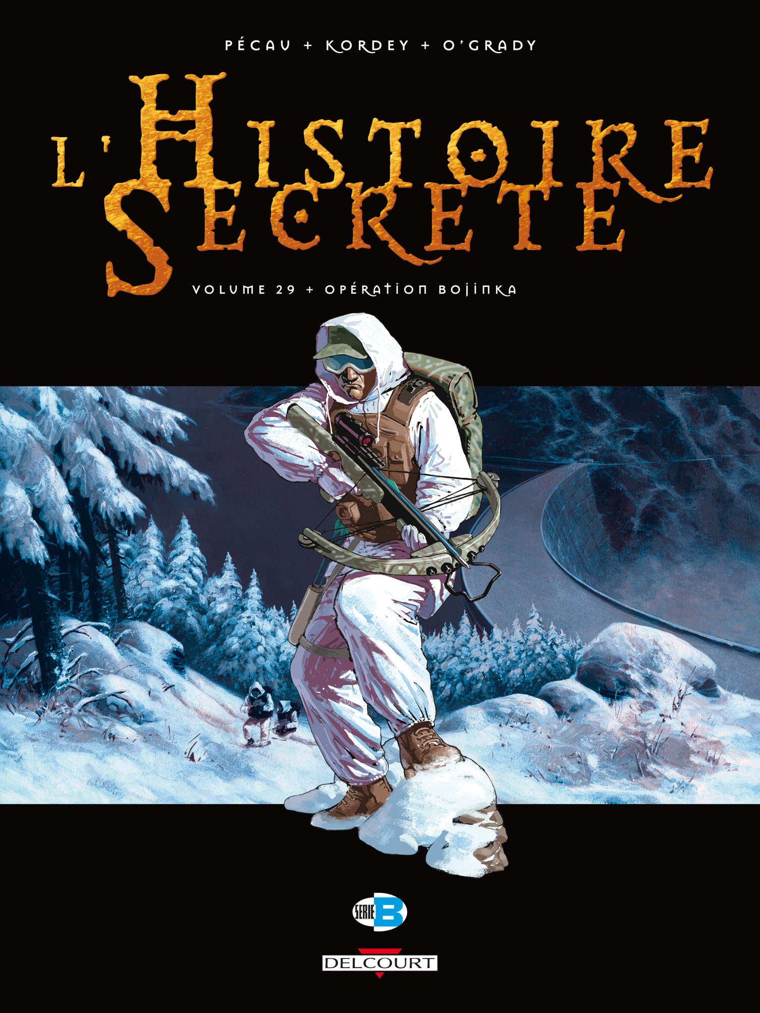 L'histoire secrète 29 - Opération Bojinka