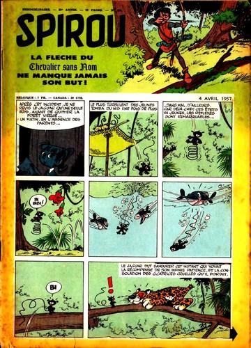 Le journal de Spirou 990 - 990