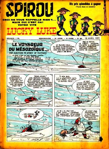 Le journal de Spirou 992 - 992