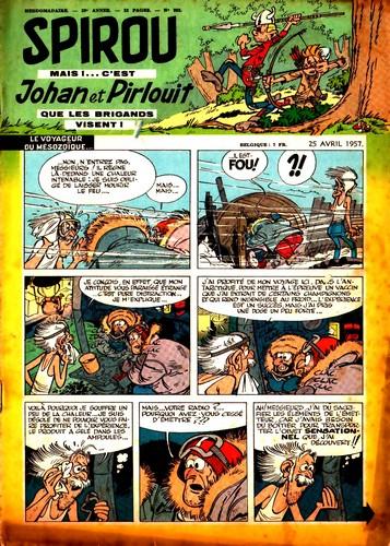 Le journal de Spirou 993 - 993