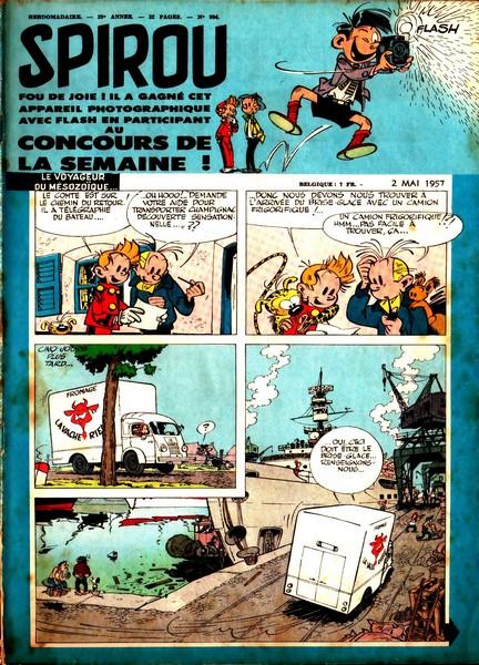 Le journal de Spirou 994 - 994